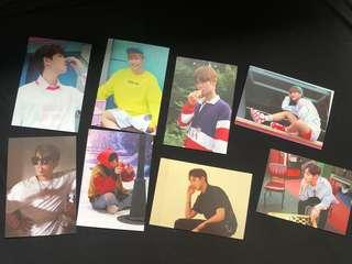 🚚 Wanna One Therefore Postcards