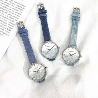 韓式復古風簡約手錶♠️♣️