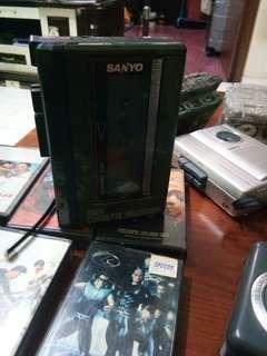 Sanyo Walkman