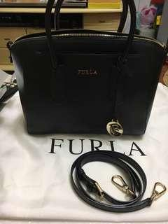 90%New Furla 2way袋