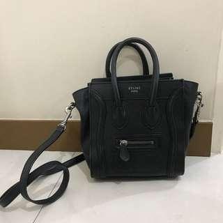 a4b0047c6d Celine mini luggage