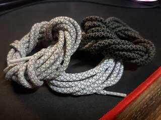 Shoelaces (Round and 3M shoelaces)
