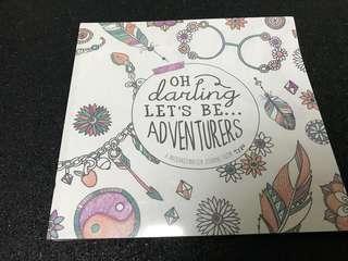 Typo Colouring Book