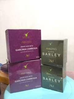 GARCINIA CAMBOGIA & PURE BARLEY