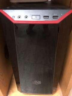 電腦i3第七代GT X 1050