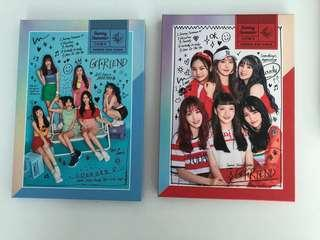 Gfriend Sunny Summer Album