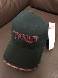 Toyota racing cap 帽,全新但放了好耐
