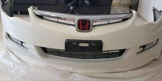 Civic FD front bumper