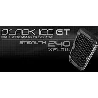 Black Ice GTS 240 XFlow Radiator