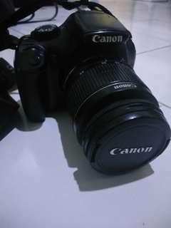 Kamera Canon Rebel t3/eos 1100