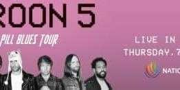 Maroon 5 Concert: Live in Singapore