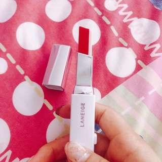 Laneige 2 Tone Lip Bar in No. 4 Milk Blurring