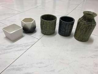 Planters and pots
