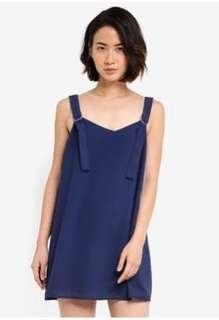 🚚 Woven Margot D- Ring Slip Dress