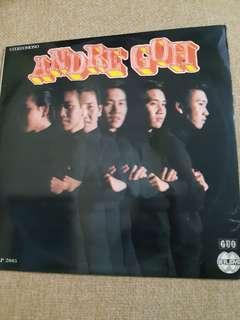 Vinyl Record Andre Goh