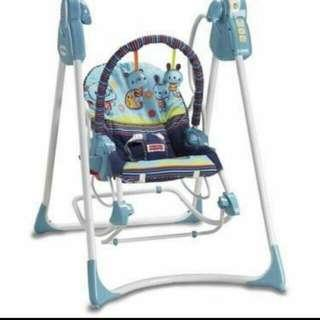 Swing And Rocker Chair Fisher Price