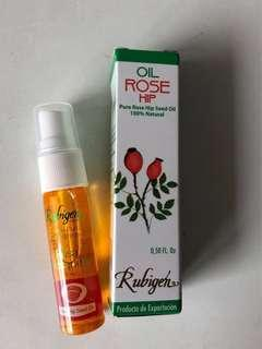Pure Rose Hip Seed Oil 100% Natural 玫瑰果籽油