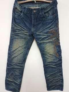 Men's Style Jeans (Size: 32)