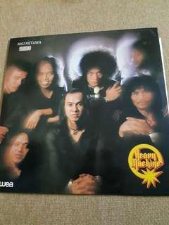 Vinyl Heavy machine - Aku ketawa