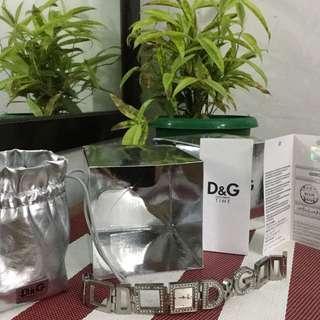 Authentic D&G Watch