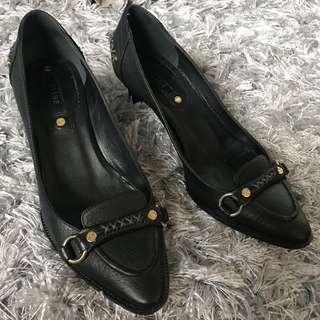 REPRICED: Authentic Celine Paris Black Pumps