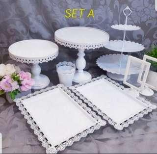 Cheapest Cake Stand, dessert table stand for Rent