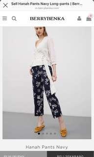 Berrybenka pants size L