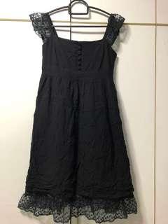 Joop black dress