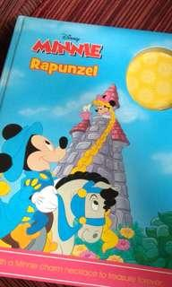Minnie Mouse Rapunzel