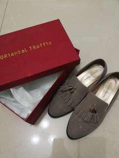 Oriental Traffic 英倫風女裝鞋