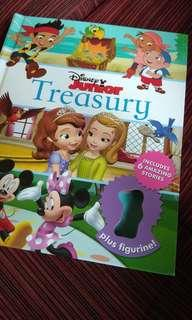 Disney Junior Treasury