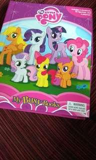 My Busy Books My Little Pony