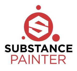 Substance Painter 3D Painting