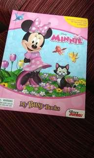 My Busy Books Minnie Mouse