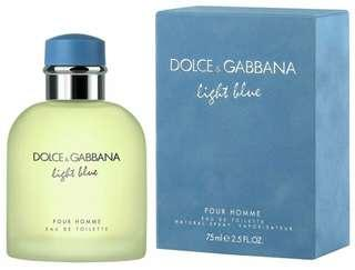 D&G Light Blue 75ML