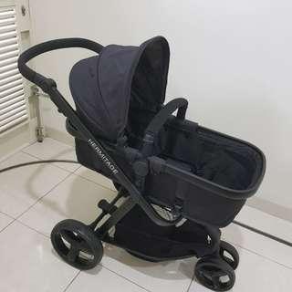 stroller baby elle hermitage
