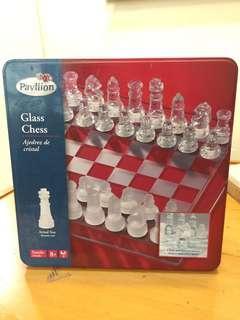 玻璃製國際象棋