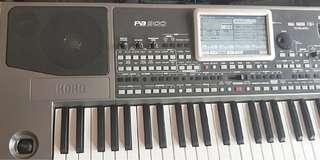 Korg Pa900 伴奏琴 電子琴 合成器