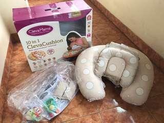 Cleva mama cushion 10 in 1