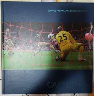 Barclays Premier League 09/10 英超珍藏相片册