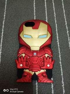 Huckle Berry Ironman Iphone 6 Casing