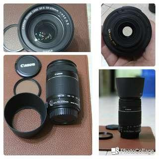 Canon Ef-s 55-250 IS ll