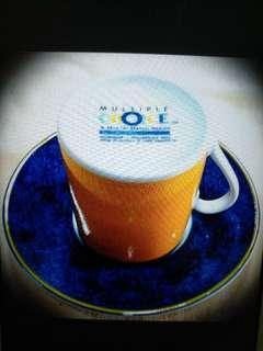 Vintage Old cup