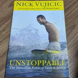 Unstoppable by Nick Vujicic