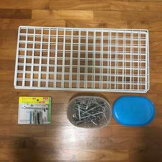 Wire Racks for Nerf Blasters or Other Stuff