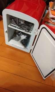 全新,迷你冷暖雪櫃