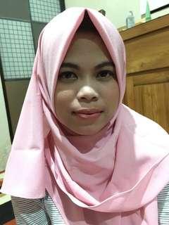 Pashmina Pink Murah Meriah