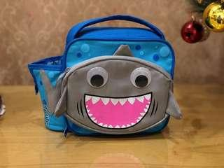 Shark Insulated Lunch Bag
