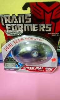 Transformers Real Gear Speed Dial 800