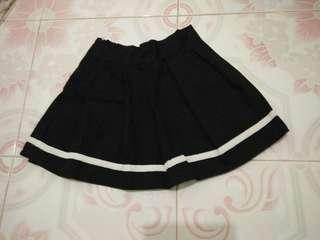 Black seifuku skirt